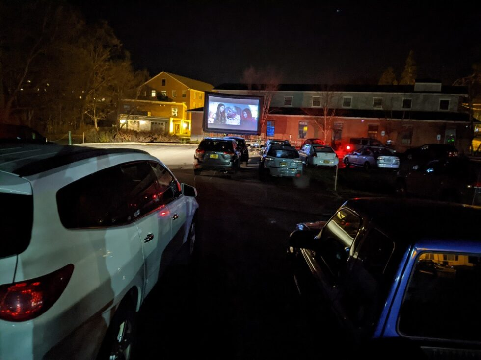 2020 Drive in